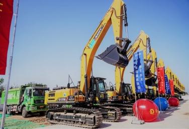 项目施工机械