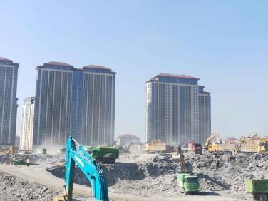 贵阳天阶万达广场项目开工仪式